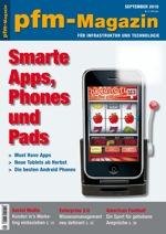 pfm-Magazin 09/2010