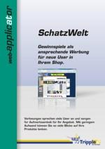 web-applicator.net: Schatzwelt Gewinnspiele