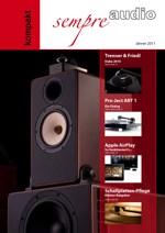 sempre-audio.at kompakt 1/2011